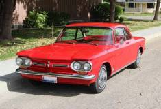 ...Chevrolet Corvair...