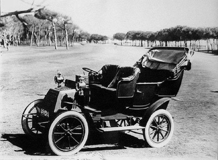 La Cuadra 7HP Centauro (1900)