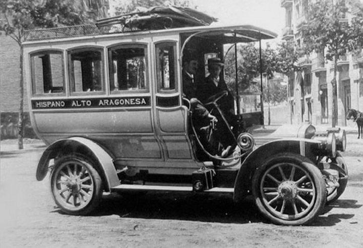 Omnibus Hispano-Suiza (1910)