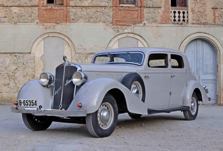 Hispano-Suiza T60 Capella (1934) | Classic Driver