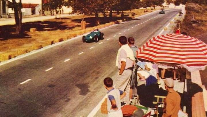 Stirling Moss en Boavista en 1958