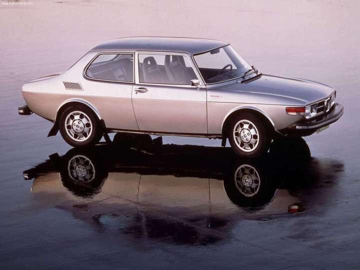 Saab 99 (1976)   Saab