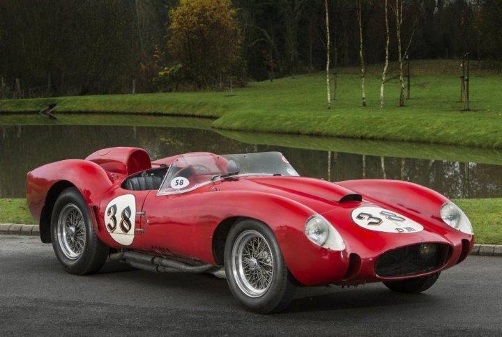 Ferrari 250 Testa Rossa | Tom Hartley