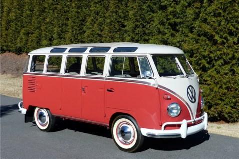 Volkswagen Bus T1...