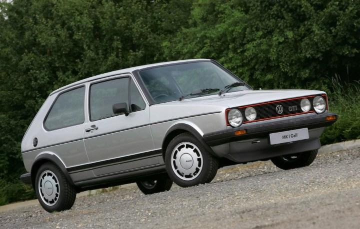 Coches Clásicos Alemanes: VW Golf GTI | Volkswagen