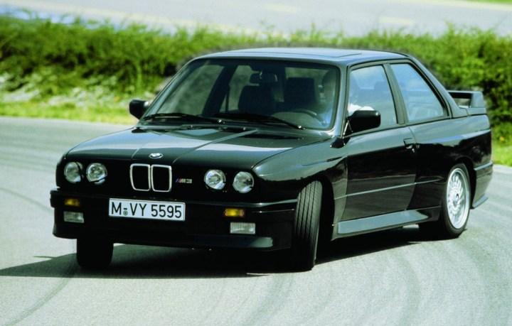 Top 10 Coches Clásicos Alemanes: BMW M3 | BMW