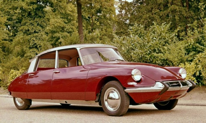 Coches clásicos franceses: Citroën DS | Citroën