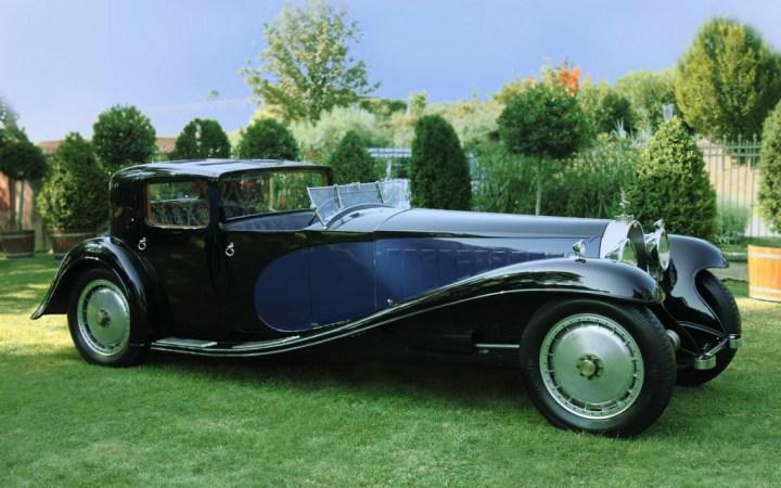 Coches clásicos franceses: Bugatti Royale | RM Auctions