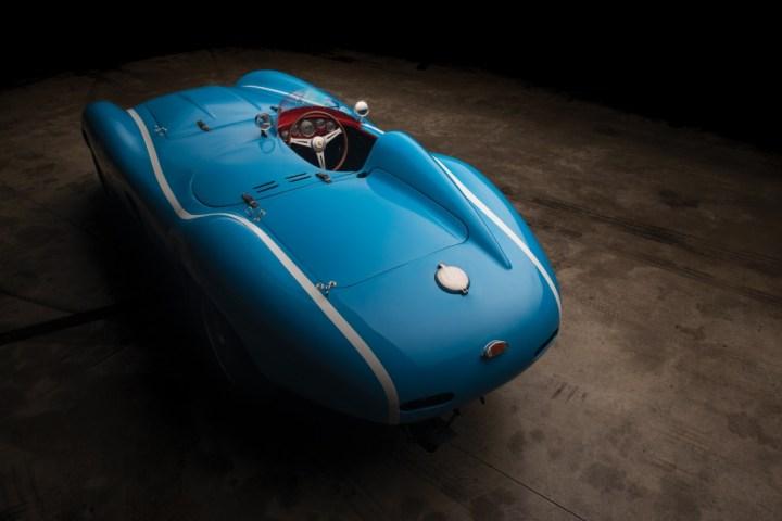 Ferrari 121 LM Spider | RM Sotheby's