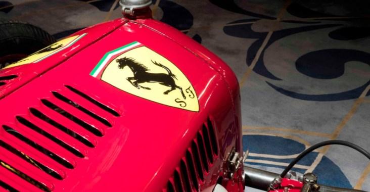 Ferrari | Martyn-Goddard