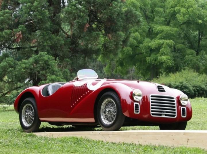 Ferrari 125 (1947) | Ferrari