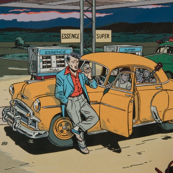 Coches y Comics | Ted Benoit