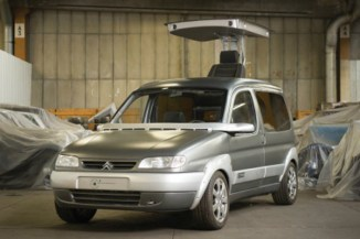 Citroën Berlingo Gran Angle Sbarro