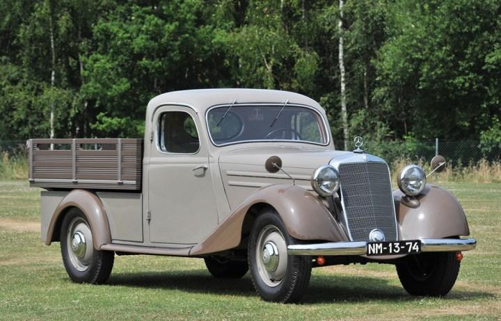 Mercedes-Benz 170V (1935-55)