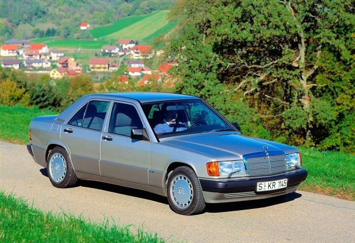 Mercedes-Benz 190 (1982-93)   Daimler