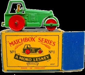 Coches a escala: Matchbox