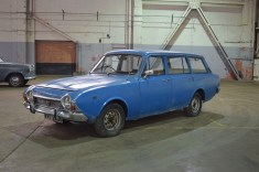 Ford Corsair V4 2000 Estate 1969