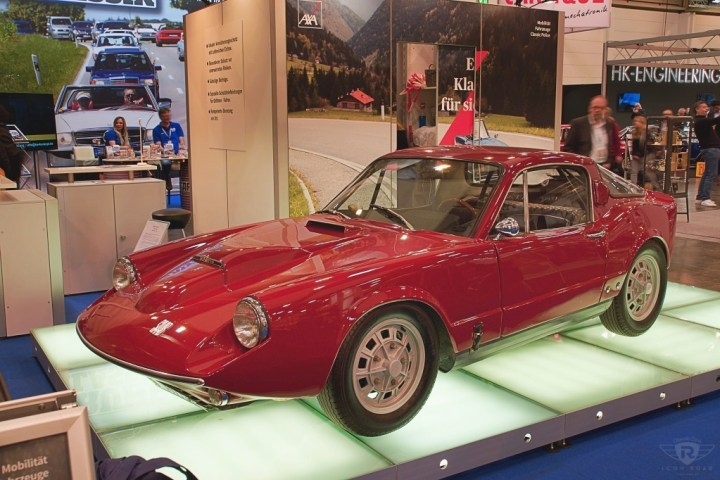 Techno Classica Essen 2018 | ICON ROAD