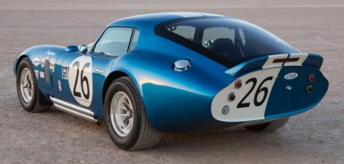 Barnfinds: Shelby Daytona