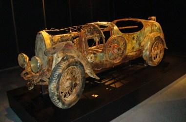 Barnfinds Bugatti Lago Maggiore | Bonhams & others