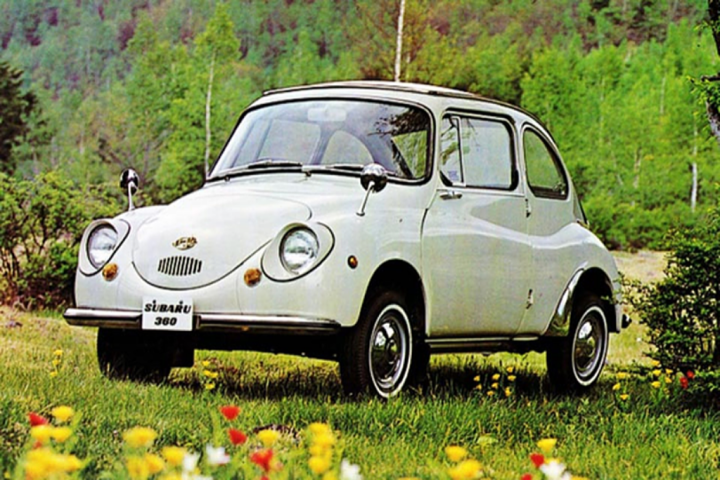 Coches clásicos japoneses: Kei Cars
