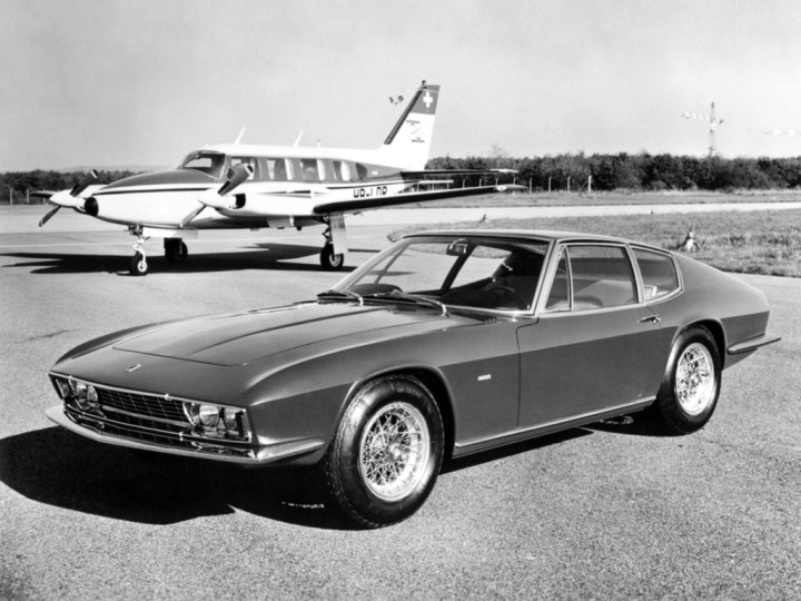 Diseño italiano de automóviles: Fissore