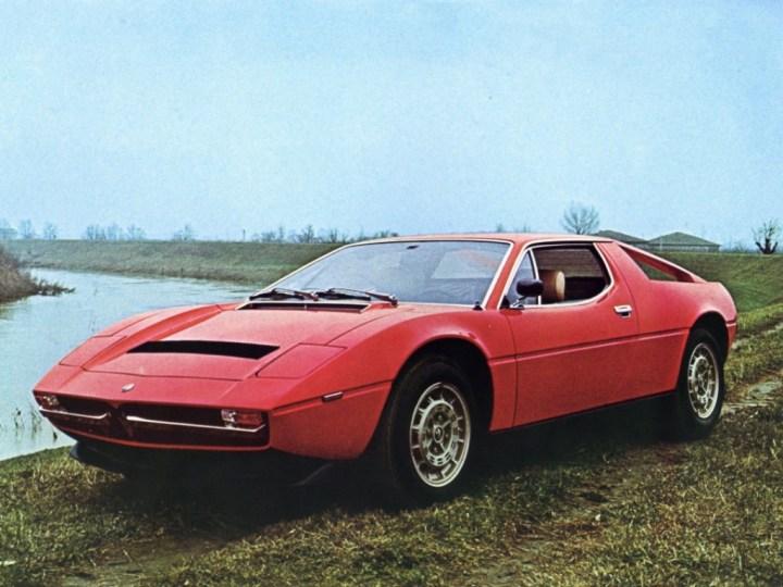Diseño italiano de automóviles: Giugiaro