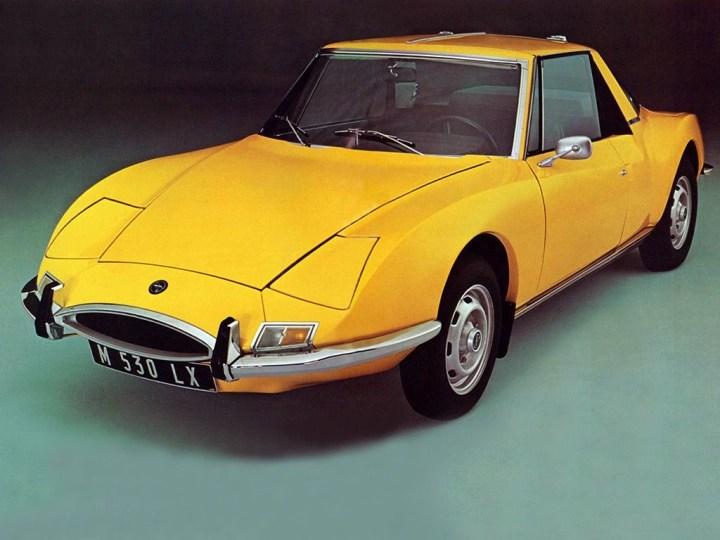Diseño italiano de automóviles: Michelotti