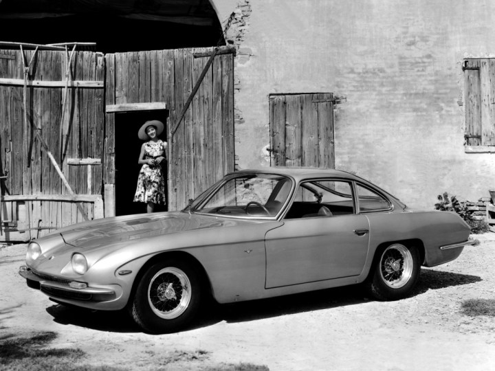 Diseño italiano de automóviles: Touring Superleggera