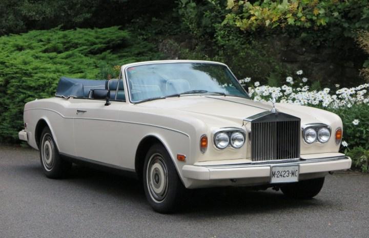 Rolls–Royce Corniche
