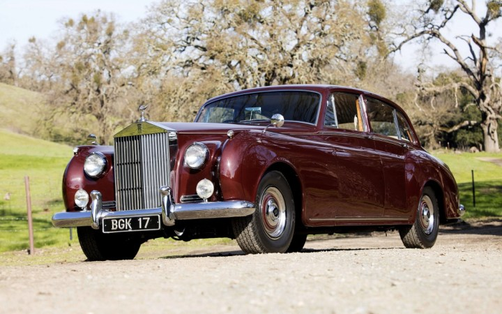 Rolls–Royce Silver Cloud (1955-1966)