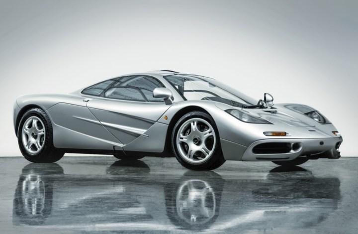 Coches clásicos ingleses: McLaren F1 | McLaren