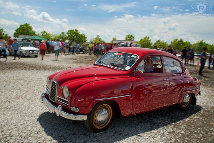 Saab 96 | ICON ROAD