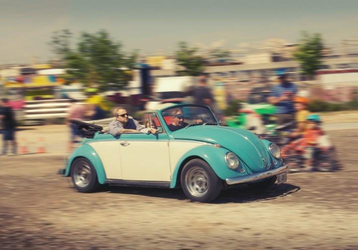 El futuro de los coches clásicos: VW Escarabajo Cabrio