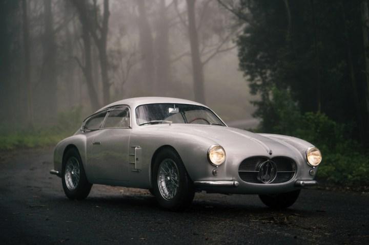 Maserati A6G/2000 Berlinetta (1956) | RM Sotheby's