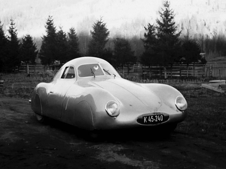 Porsche Tipo 64 | Foto: Porsche AG