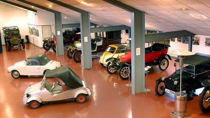 Museos de Coches de España y Portugal: Museo Fundación RACE