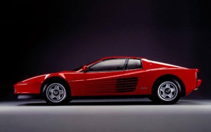 100 iconos indispensables: Ferrari Testarossa | Ferrari