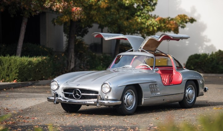 100 iconos indispensables: Mercedes-Benz 300 SL