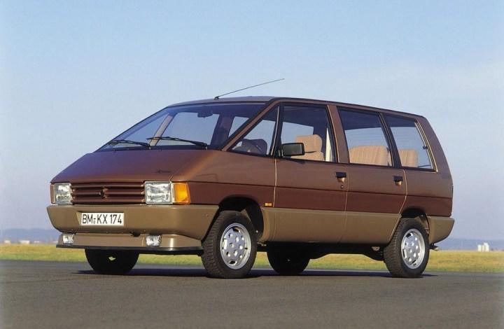 100 iconos indispensables: Renault Espace | Renault