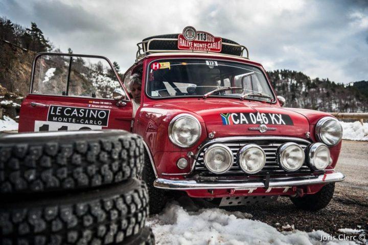 Rallye Montecarlo Historique | Joris Clerc]