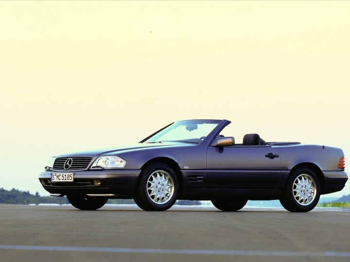 Mercedes-Benz SL R129