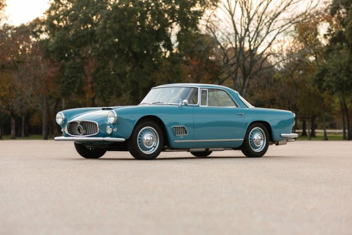 Maserati 3500 GT by Touring (1959) | RM Sotheby's