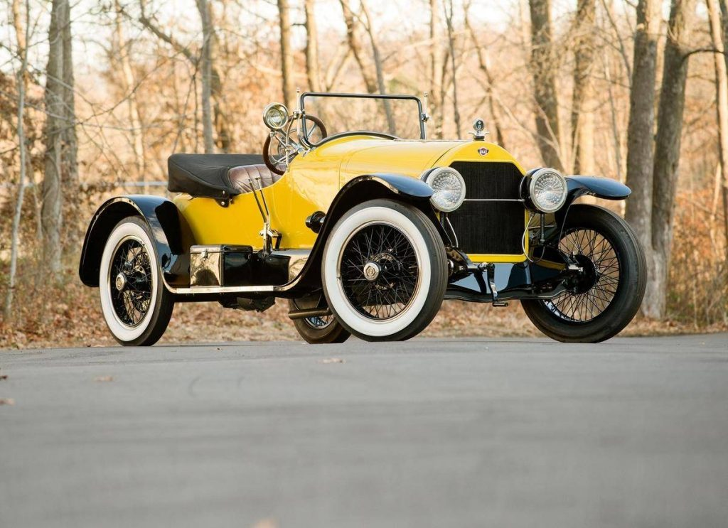 Crónicas Arizona 2019 Worldwide Auctioneers 1920 Stutz Series H Bearcat 280-340.000 $