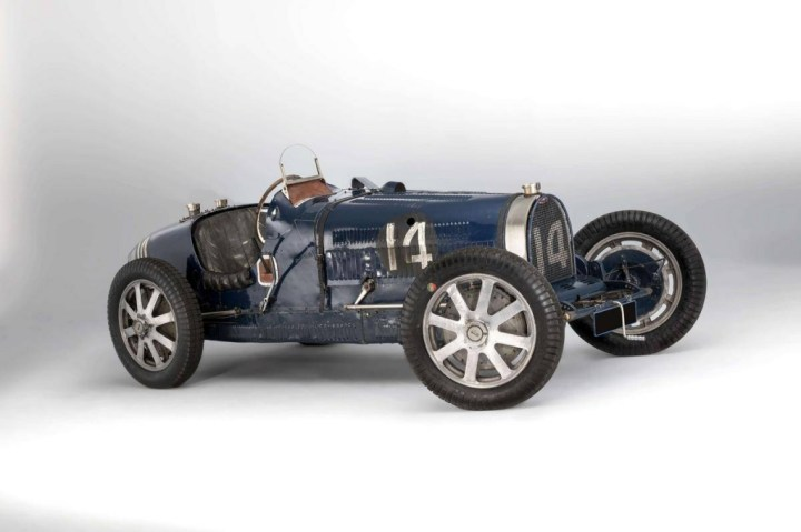 Bugatti Type 51 Grand Prix (1931) | Artcurial