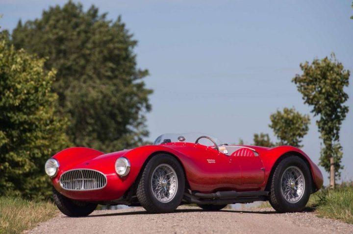 Maserati A6GCS by Fiandri (1953) | Artcurial