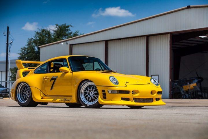 Porsche Ruf CTR2 (1997) | Bonhams