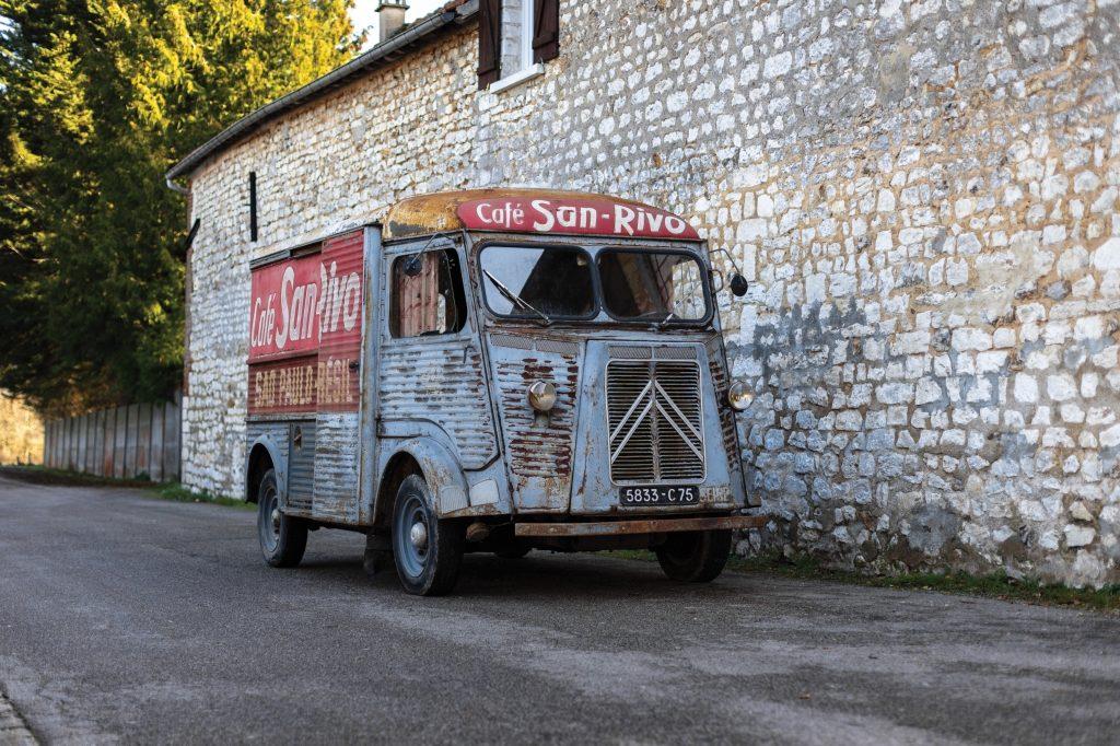 1950-Citroen-HY-Panelvan 43.700 €