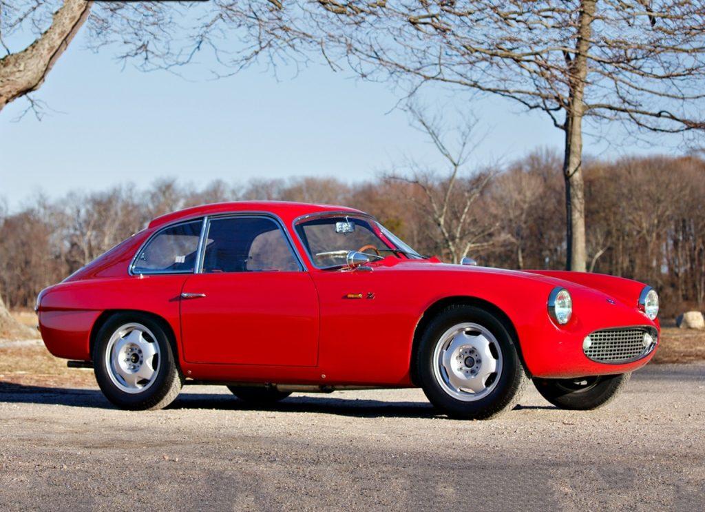 Gooding and Company 1961 OSCA 1600 GT Zagato $350,000