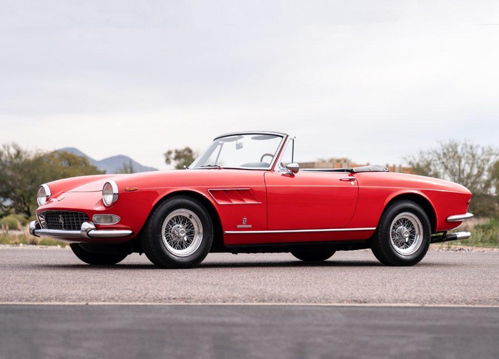 Gooding and Company 1965 Ferrari 275 GTS $1,300,000